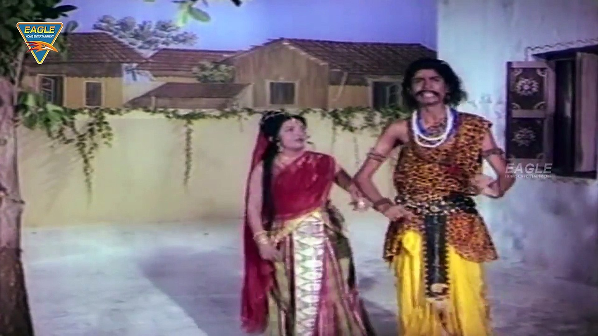 Shiv Parvathi Hindi Movie Ratnamala Funny Scene Aravind Trivedi Eagle Hindi Movies