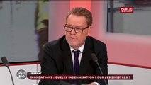 """Inondations : Le sénateur de Seine-et-Marne Vincent Eblé salue """"la chaine de solidarité"""" qui a vu le jour"""