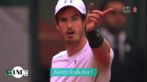 Andy Murray s'en prend à Nelson Monfort en plein match ! Zap Télé du 06/06/2016 par lezapping