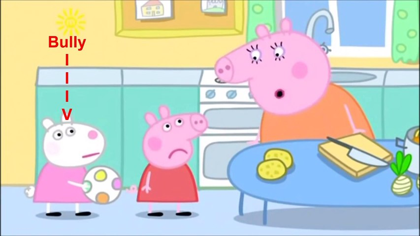 PEPPA PIG POOP (YTP) - Peppa Destroys her family and friends