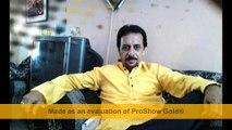 Pakistani top 10 Senior Actors in Re-Enactment