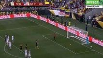 USA vs Colombia 0-2 • Gol de James Rodriguez • Copa America 2016