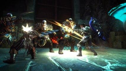 Trailer d'annonce officiel sur PlayStation 4 de Neverwinter