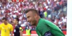 Lukasz Fabianski amazing SAVE - Poland 0-0 Lithuania - 06-06-2016