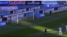 Giampaolo Pazzini Goal   Hellas Verona vs AC Milan 2 1  HD Serie A  25 4 2016
