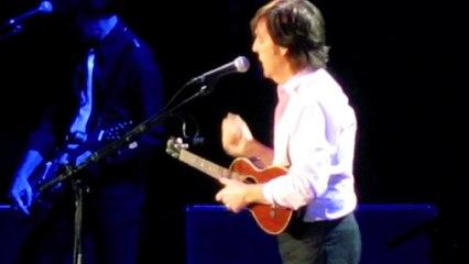 Paul McCartney - Something (Edmonton - Nov 28, 2012)