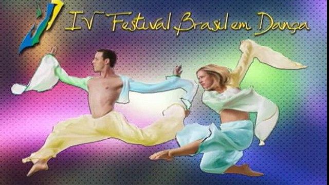 IV Festival Brasil em Dança - Porto Alegre/RS - De 24 a 29 de agosto