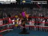 WCW Nitro Goldberg vs Bret Hart