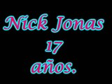 happy birthday nick jonas 17 te amamos nick jonas