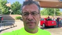 En Irving TX. Centro de lavado de autos. Al menos 20 mexicanos traban aquí