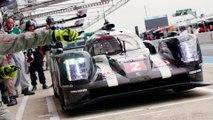 Porsche - We are back at Le Mans
