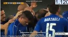 Alessandro Florenzi Goal Italy 3-0 Finland