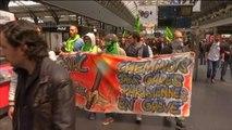 SNCF : Les cheminots poursuivent la grève - Le 06/06/2016 à 22:40