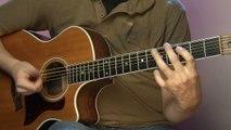 Workshop Fingerstyle Modern ACOUSTIC PLAYER 1-2015 von Markus Segschneider