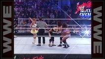 Trish Stratus & Mickie James vs. Victoria & Candice Michelle- Saturday Night's Main Event, March 18, -