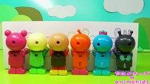 アンパンマン おもちゃ アニメ ゴミはゴミ箱に捨てようね♡ animekids アニメきっず animation Anpanman Toy Trash