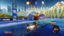Rocket League - EPIC Aerials And Saves #24