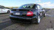 900HP Mercedes-Benz C63 AMG GAD Motors + E63 S AMG GAD Motors