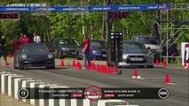 1000 HP Porsche GT2 9ff vs Nissan GT-R AMS Alpha 12+