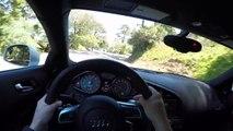 Lamborghini Gallardo V10 POV Drive and Incredible Exhaust Sound!
