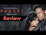 Baaghi Movie Review || Brand New Movie 2016 || Tiger Shroff ||  Shraddha Kapoor