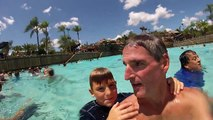 Orlando Trip with Ethan (10), Aug 19 2014, Typhoon Lagoon, Wave pool with ethan