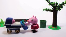 Peppa Pig Play Doh Stop Motion Animation! - Peppa Pig Learning Stop Motion Video