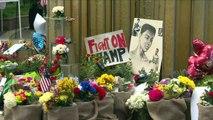 Restos de Mohamed Ali están en Louisville para último adiós