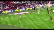 Smalling contre le Portugal, revoir ses plus belle actions et son but, goal, football