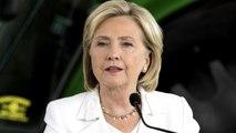 Clinton clinches Democratic nomination