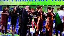 AS Roma Campione d'Italia Primavera Tim! Batte 7-6 Juventus ai rigori !