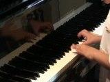 Loris grazia Ballade pour Adeline piano .