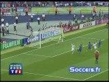Francia France 1-1 Italie Italia _ Zinedine Zidane Panenka P