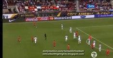 Jose Fuenzalida Goal Argentina vs Chile 2.1 Copa america 06-06-2016