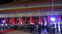 2011 3 29 台北忠烈祠春祭大典(三軍儀隊鞠躬)