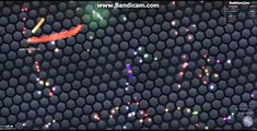 INVISIBLE NINJA SNAKE! - Slither.io Gameplay (Slither.io Hack # Slither.io Mods)