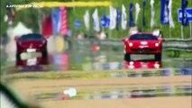 Ferrari 599 Fiorano vs Nissan GT R, Ferrari 458 Italia, Porsche 911 Turbo, BMW M3.