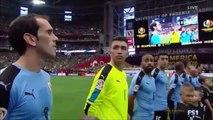 Copa America : hymne chilien lancé par erreur à la place de l'hymne de l'Uruguay !