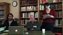 Rencontre entre Pascal Bonitzer et Antoine de Baecque (1) | Maison de Balzac