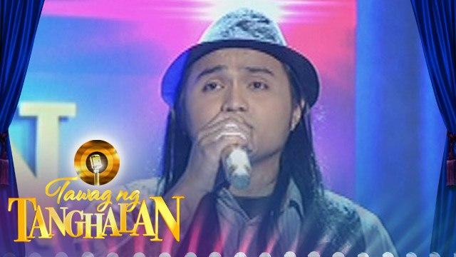 Tawag ng Tanghalan: Christofer Mendrez | Something To Say (Round 2 Semifinals)