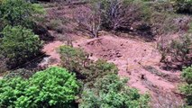 Un meteorite cade vicino alla capitale Managua(Nicaragua) e lascia un cratere di 24 metri