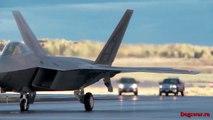 Многоцелевой истребитель F-22 Raptor / Multipurpose fighter F-22 Raptor