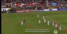 2-1 Jose Fuenzalida Goal - Argentina 2-1 Chile 06.06.2016 HD Copa America