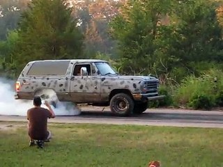 The Best Burnout EVER