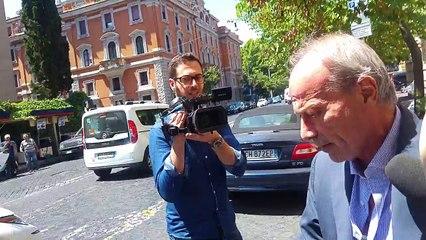 Roma, Sabatini parla dopo l'incontro con Pallotta