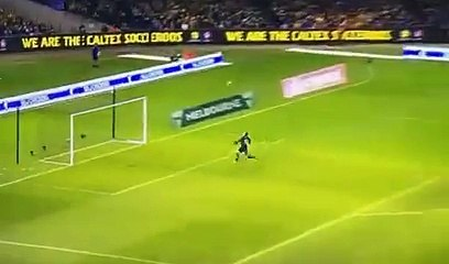 Ioannis Maniatis incredible Goal - Australia vs Greece 0-2 (Friendly) 2016