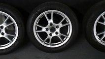 "For Sale: Porsche Boxster Original 17"" inch Rims and Summer Michelin Tires"