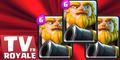 Replay Clash Royale - Géant Royale encore et encore -