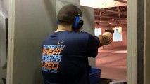 Shooting glock 19 9mm