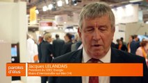 SMCL 2016 : Interview de Jacques Lelandais, Président du SDEC-Energie et Maire d'Hermanville-sur-Mer (14)